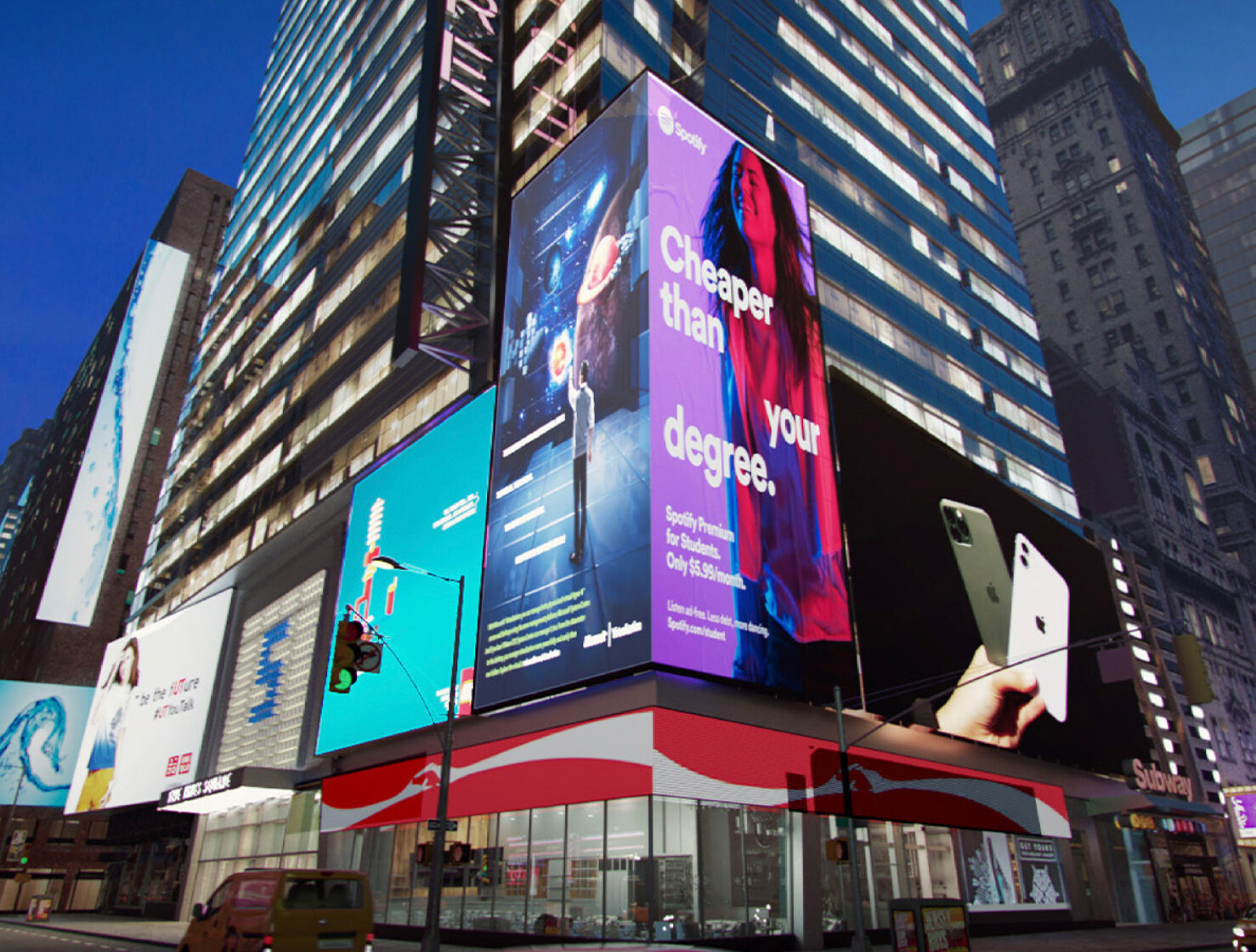 5 Times Square - Signage Opportunity